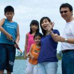 Koleksi Foto Kenangan Keluarga AHOK