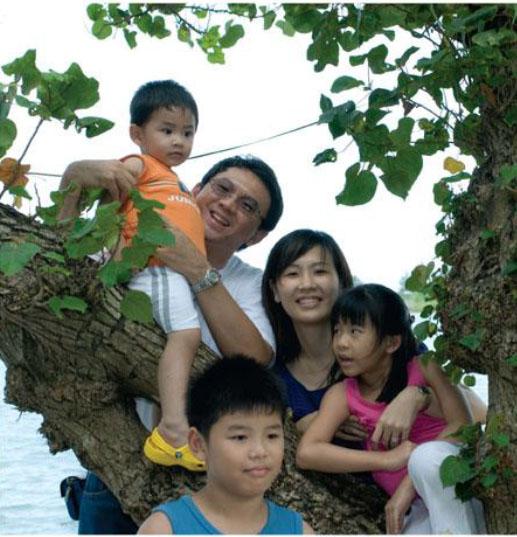 keluarga pohon