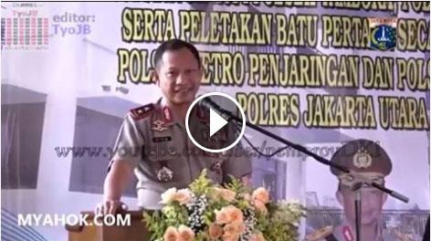 Jakarta Membutuhkan Ahok
