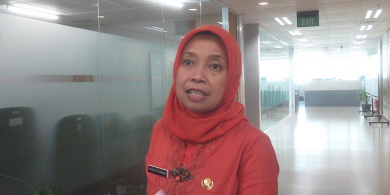 Yayan Yuhana, Kepala Biro Hukum Pem Prov DKI