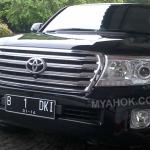 Plat No.Pol. B 1 DKI untuk Gubernur AHOK, Siapa yang Punya?