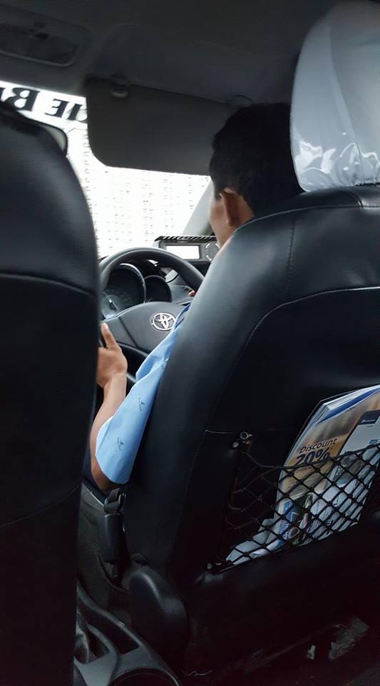 kisah sopir taksi