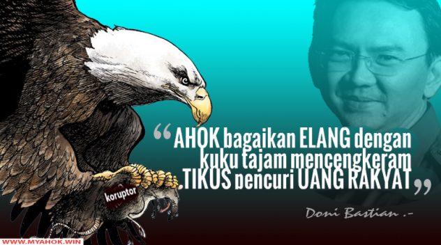 AHOK Elang Banner