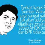 Ketua KPK: Kasus RS Sumber Waras Selesai, AHOK Bersih dari Korupsi