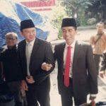 Benarkah Jokowi dan AHOK Telah Saling 'Jatuh Cinta' ?
