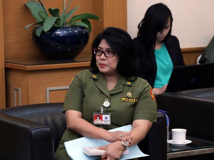 Vera Revina Sari, Kepala Biro Tata Kota dan Lingkungan Hidup DKI