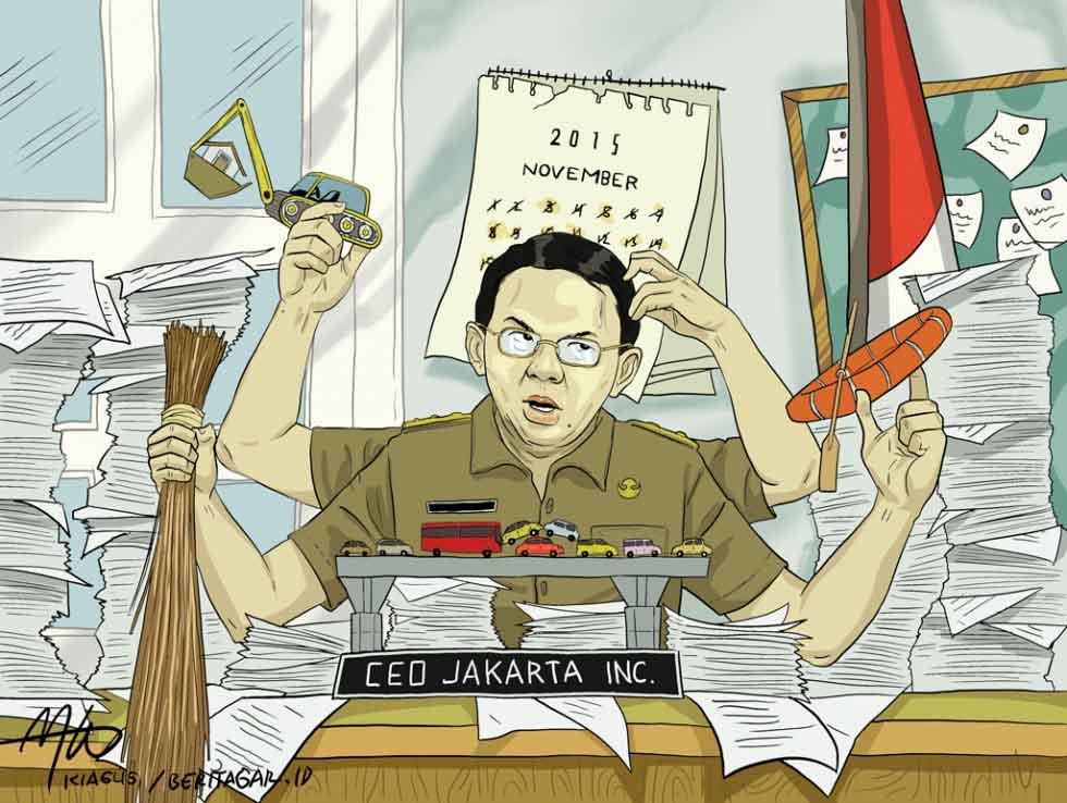 gubernur dki